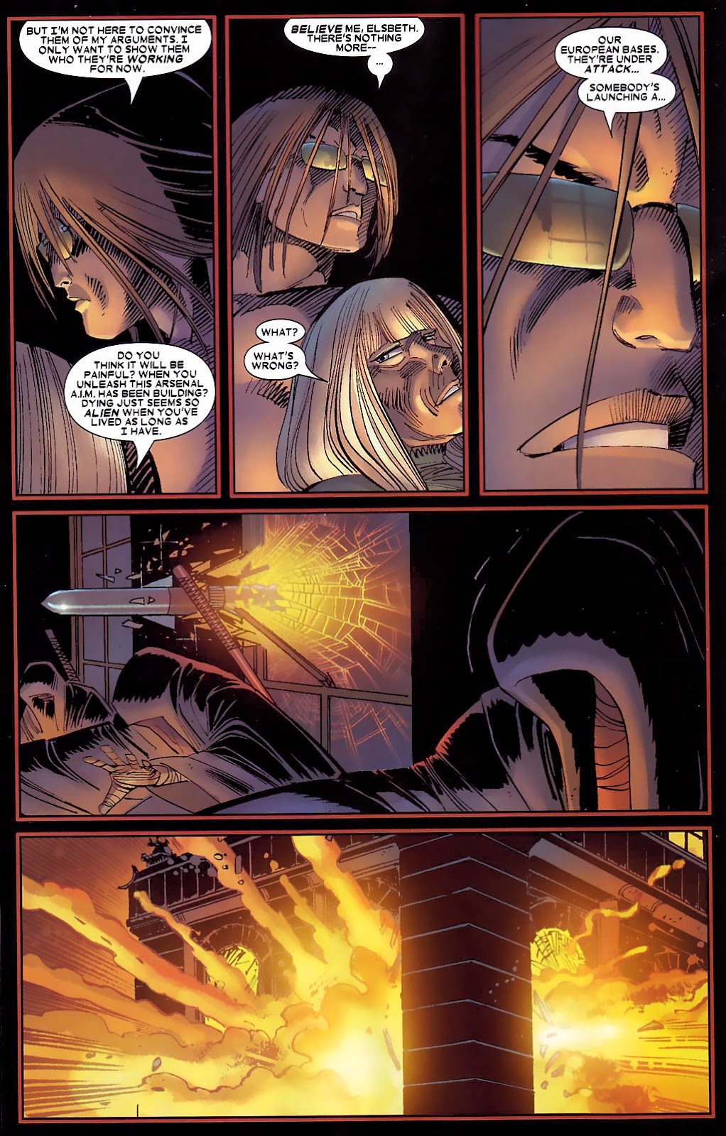 Read online Wolverine (2003) comic -  Issue #30 - 13