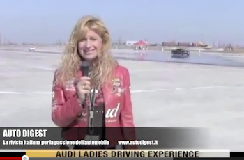 AUDI LADIES DRIVING EXPERIENCE...