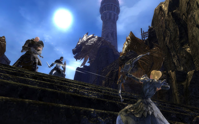 Guild Wars 2: GW2: Война миров