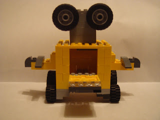 Wall-e Lego Creation