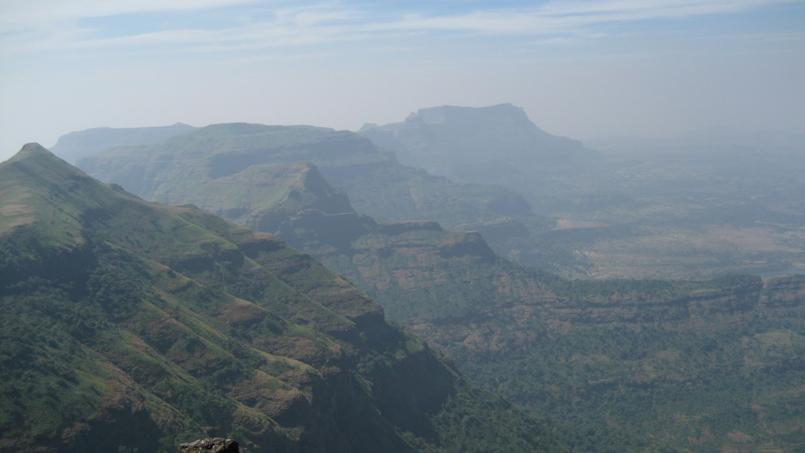 Sahyadri Mountains Any Mountains of Sahyadris