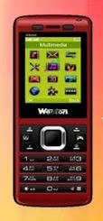 Dual SIM Mobile Weston WB 606