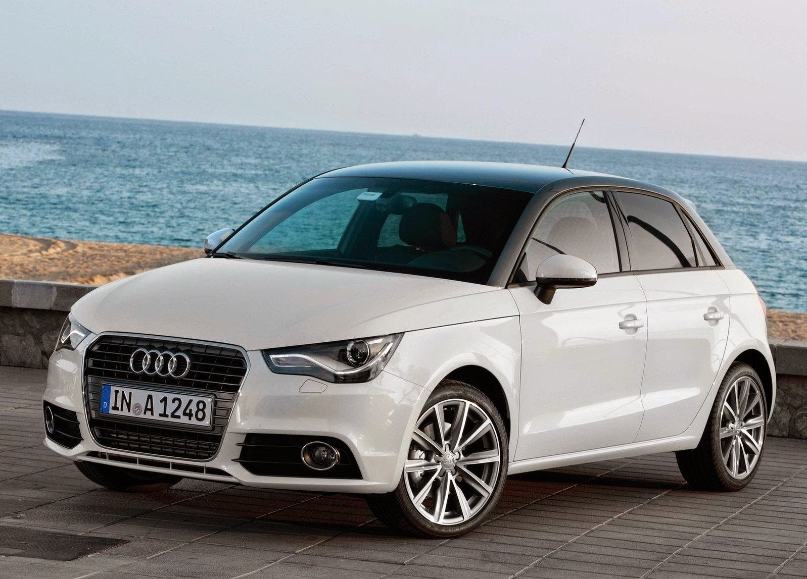 Audi A1 Sportback 2012 Widescreen Wallpaper