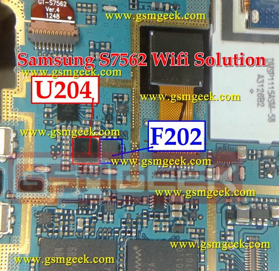 Samsung Galaxy S Duos S7562 Wi