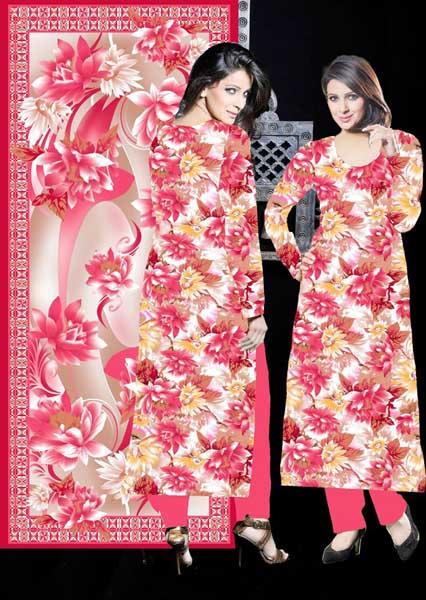 Saba Qamar Wear Dawood Classic women cotton dresses 2012-2013