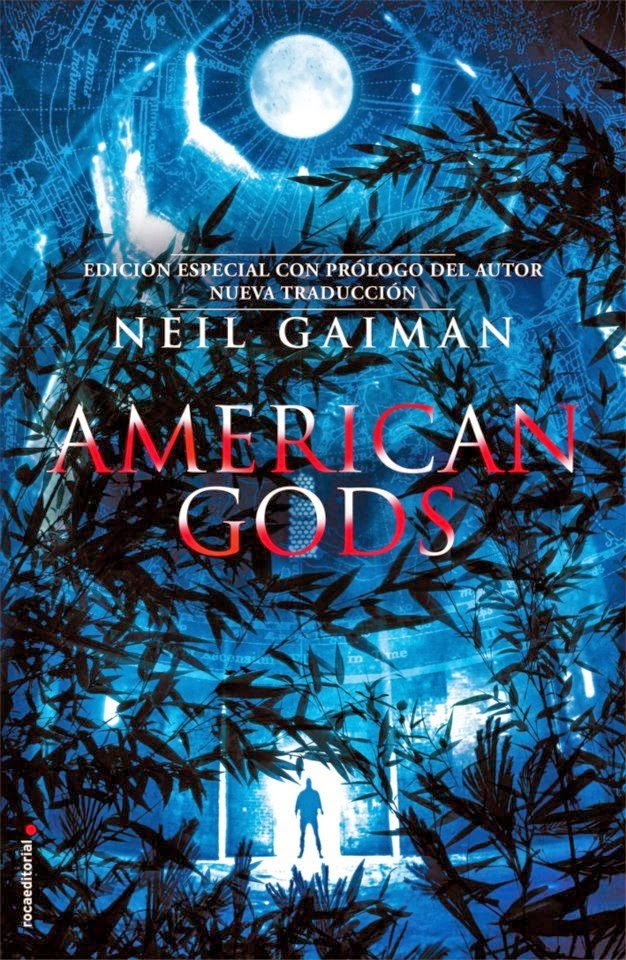American Gods by Neil Gaiman signed Limited1st Edition/!st Printing Hugo 2002
