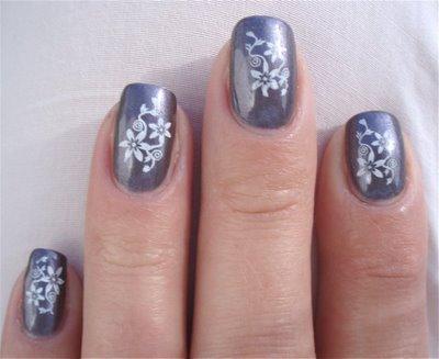 Tras el éxito del primer post sobre decoración de uñas, quiero ...