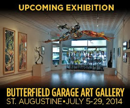 St. Augustine - July 5-29, 2014