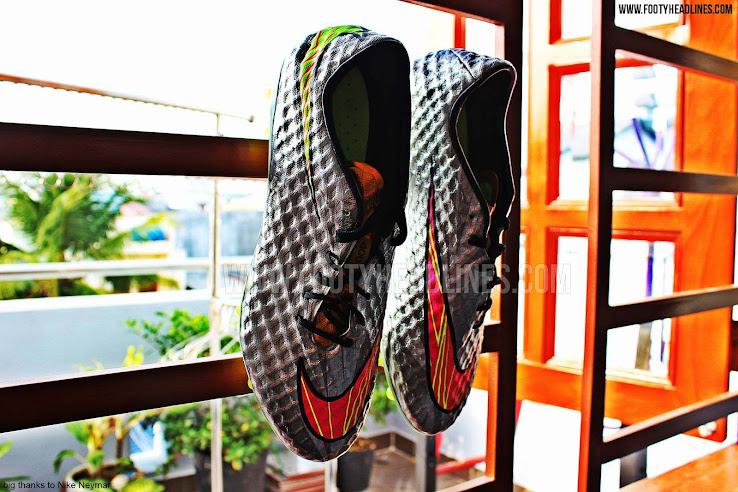 Conocé los botines Nike de Neymar para la próxima temporada