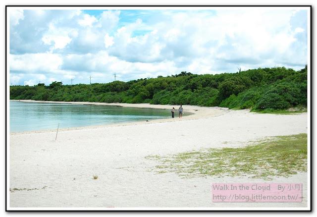 竹富島沙灘