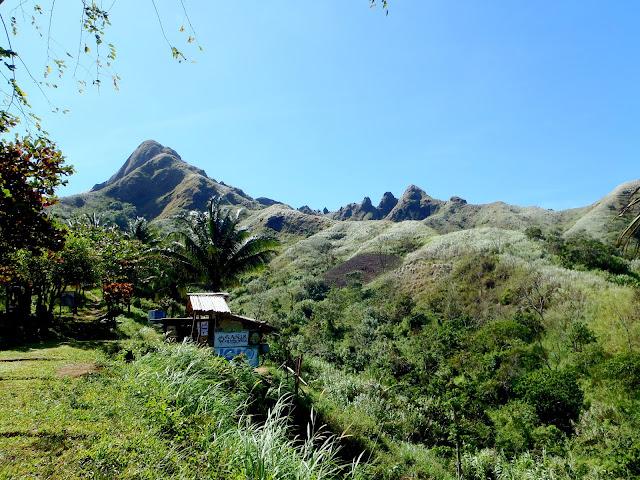 campsite Mt. Batulao