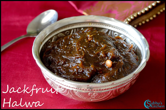 Chakka Varatti Recipe | How to make Jackfruit Halwa