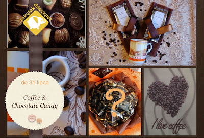 czekoladowe candy