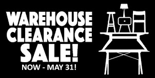 Warehouse Clearance Sale at Uhuru Furniture!
