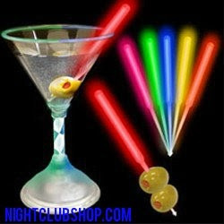 Glow in the Dark toothpicks