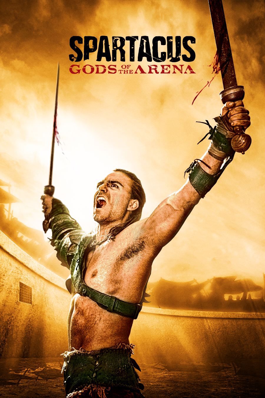 Spartacus Gods Of The Arena - Các Vị Thần Của Arena - Chúa Tể Đấu Trường - First Season 2011 Tập 6/6