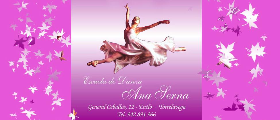 Escuela de Danza Ana Serna, Torrelavega