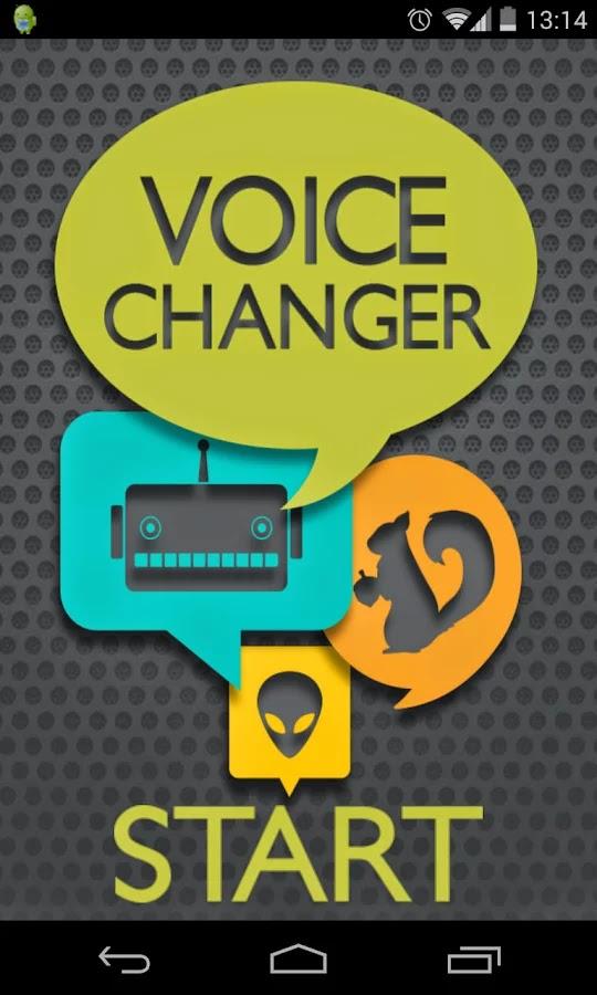 Android Ses değiştirici Apk resimi 3