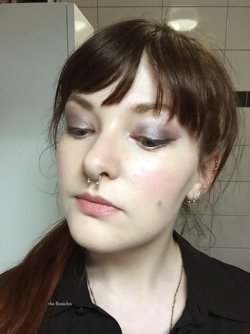 maquillage une