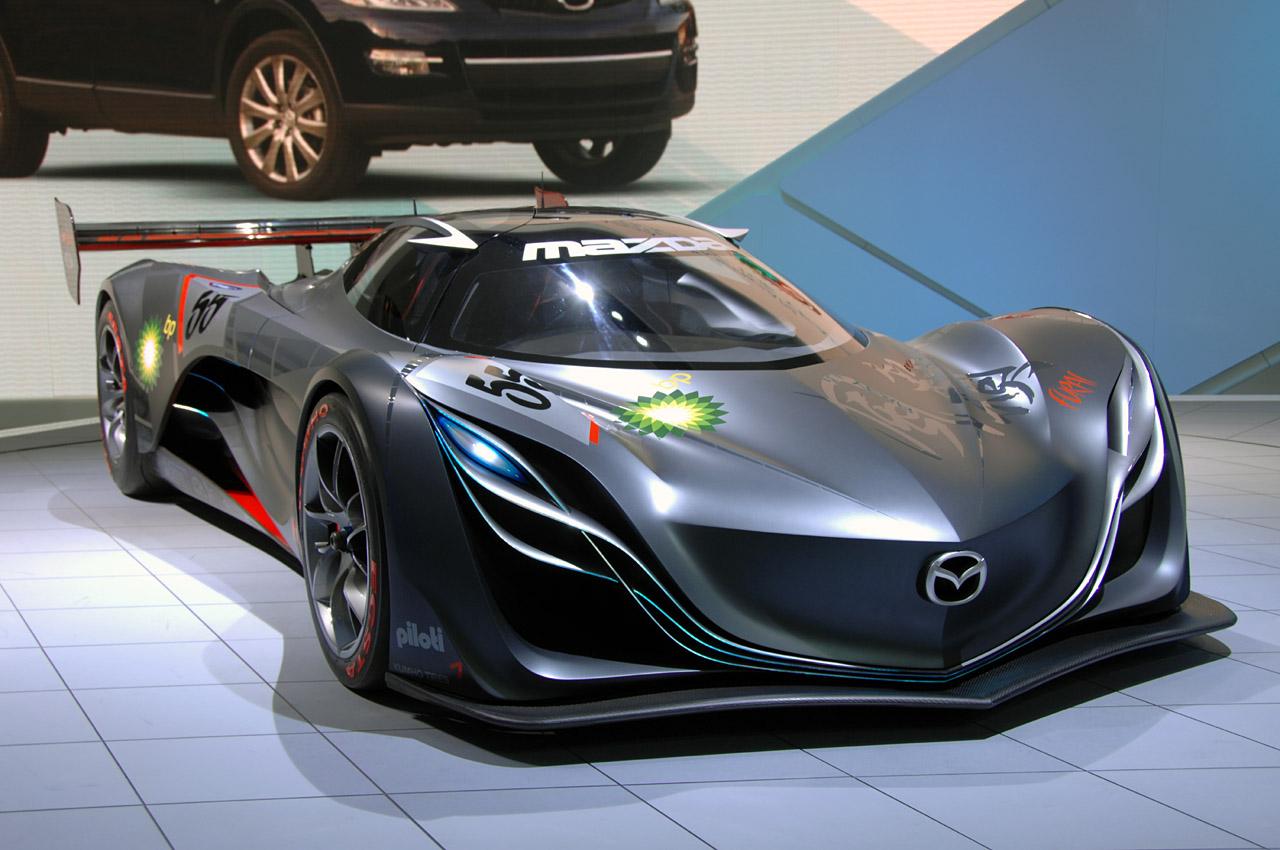 Automotive Car Max Mazda Furai - Cool mazda cars