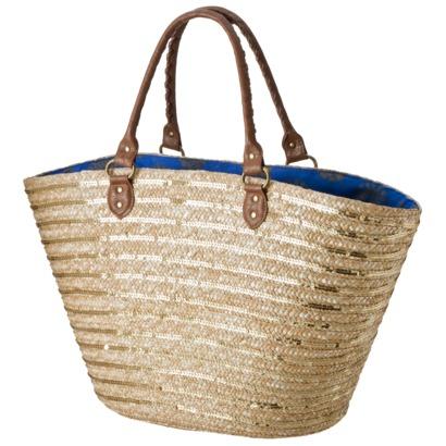 Beach Bag Target Sequin Straw Jpg