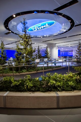 "Ford's NAIAS ""Innovation Park"" Display to Benefit Local Organizations"