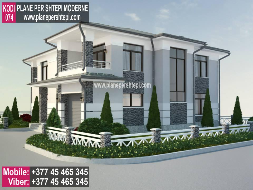 plane per shtepi kodi 074 plane per shtepi plane per shtepi moderne. Black Bedroom Furniture Sets. Home Design Ideas