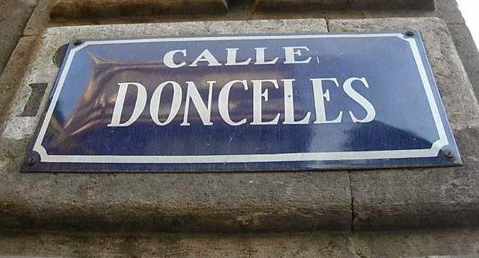 Calle Donceles