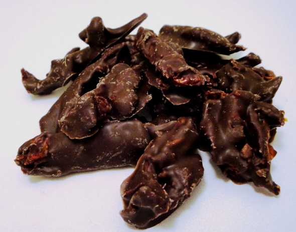 Chocolate Covered Sun-dried Tomatoes