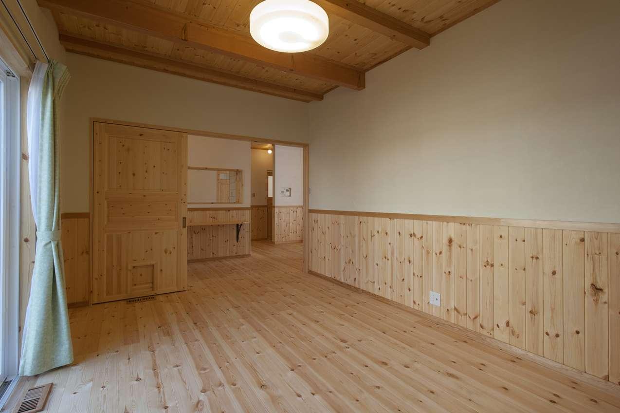三重県鈴鹿市地熱活用・自然素材の家  四日市注文住宅