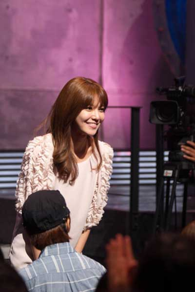 snsd+sooyoung+at+tvn+Comedy+Big+League+3