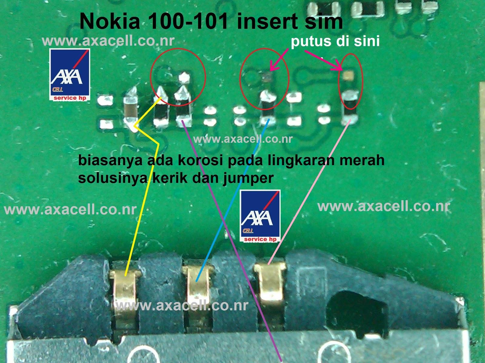 Nokia 101 Insert Sim Solution
