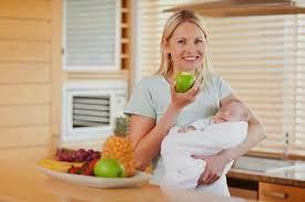 Diet Bagi Ibu yang baru melahirkan