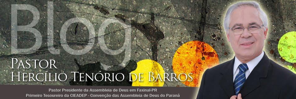 Pastor Hercílio Tenório de Barros