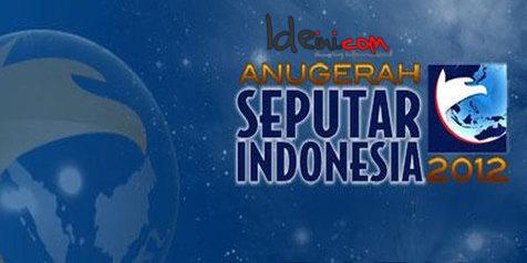 Pemenang Anugerah Seputar Indonesia 2012, Pemenang Anugerah Seputar Indonesia 9 Mei 2012