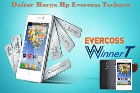 Daftar Harga Hp Evercoss Terbaru Android September 2015
