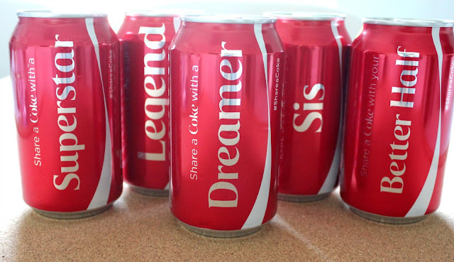 Share a coke with everyone! #ShareItForward #ad