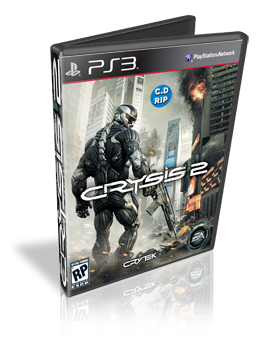 Download Crysis 2 PS3 2011