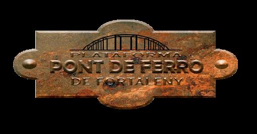 Plataforma Pont de Ferro Fortaleny