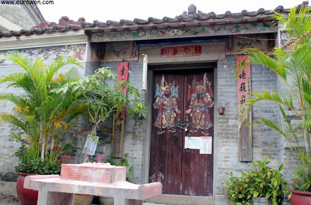 Templo Hung Shing