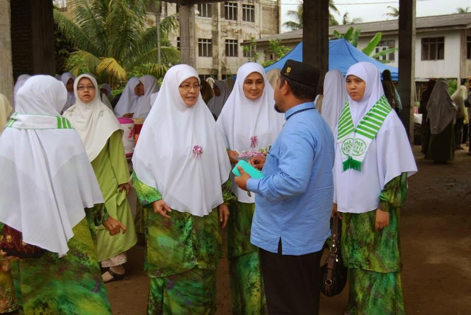 Bersama Pimpinan Muslimat