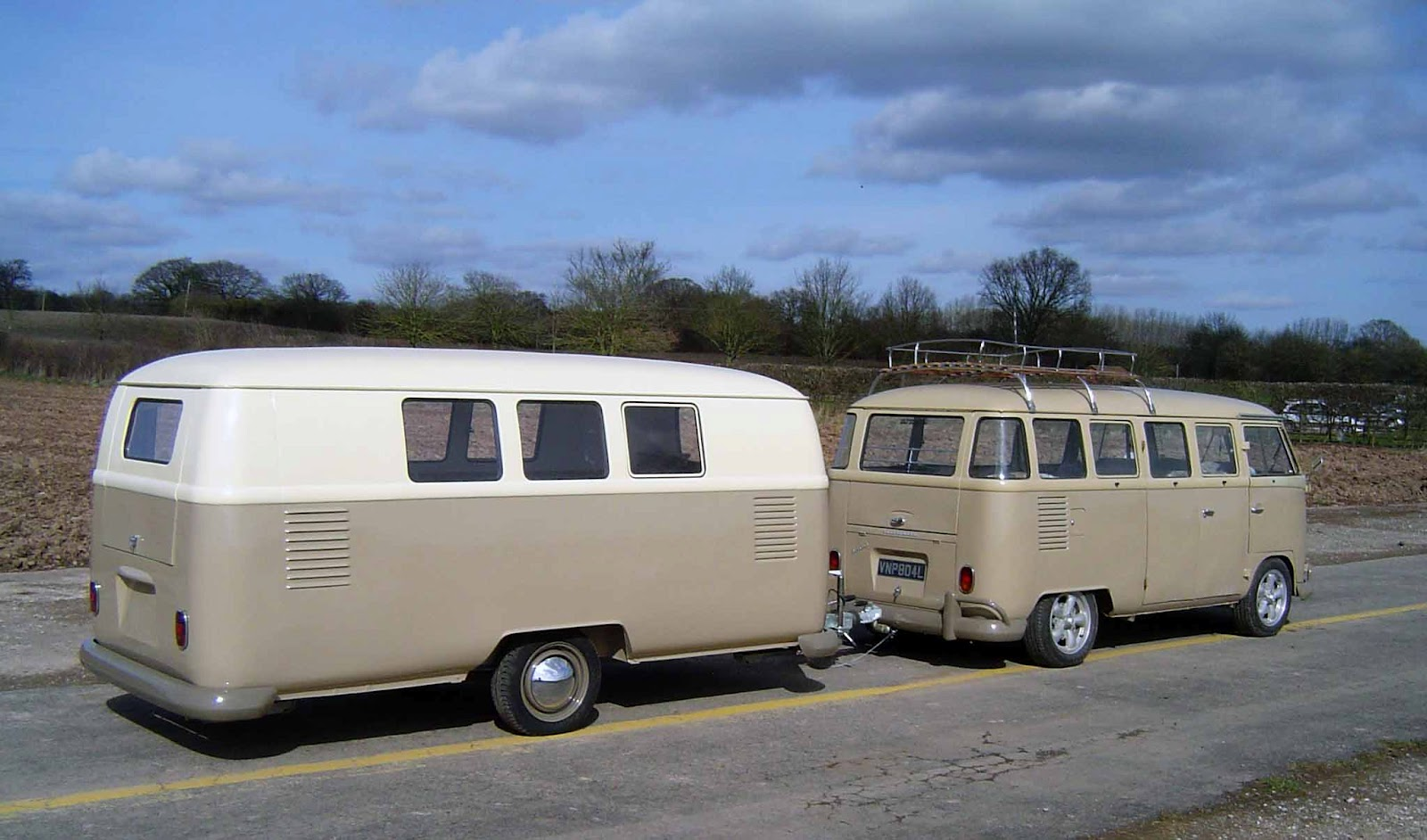 Innovative VW Campers