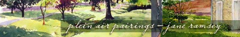 Plein Air Pairings