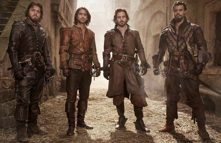 The Musketeers - Season Two Preview + Teasers