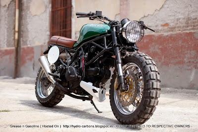 Ducati Super Sport 600 Scrambler | Ducati Scrambler | Custom Ducati Scrambler | Ducati Super Sport 600