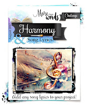 More Than Words August Challenge