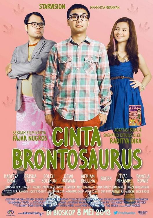 Film Cinta Brontosaurus Sudah Tersedia | Download Free