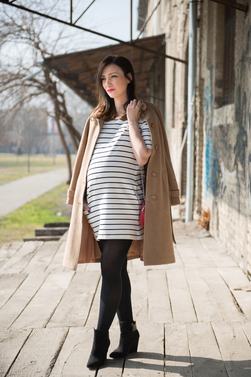 How to dress your baby bump 2