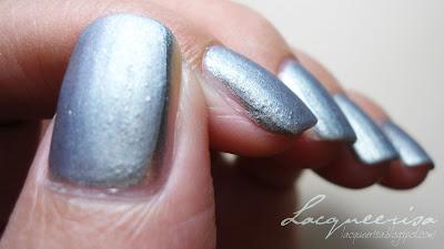 Nails Top Shop Mermaid Matte
