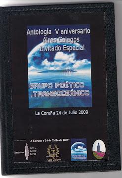 ANTOLOGÍA V ANIVERSARIO DE AIRES GALEGOS